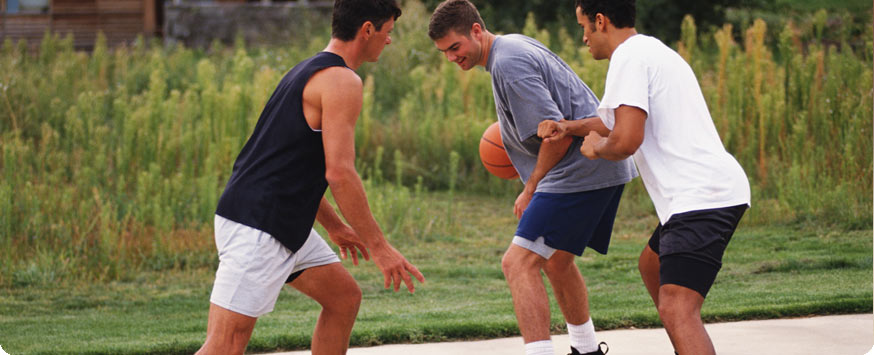 Active Release Techniques, chiropractic and sports injury care basketball