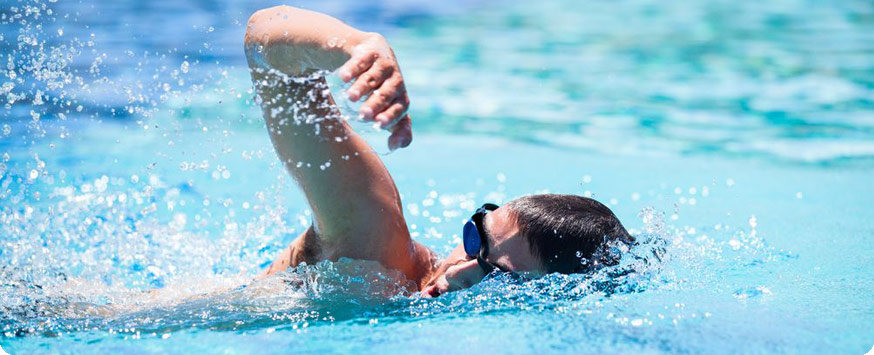 Active Release Techniques, chiropractic and sports injury care swimming