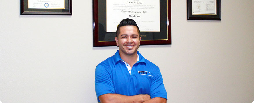 dr aaron ayala at camarillo active spine chiropractic