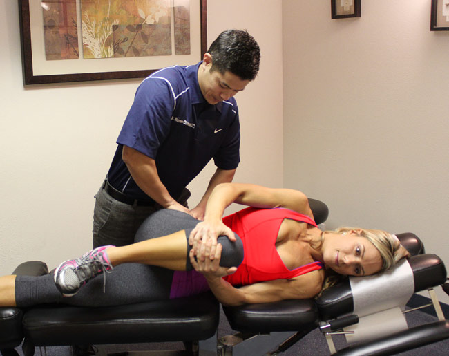 Gentle Chiropractic Adjustments by Dr  Dimaano | Chiropractic Camarillo